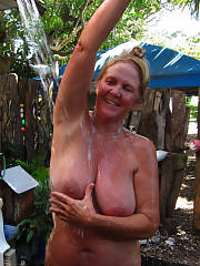 Milfs in the Shower