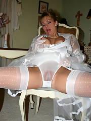 Wet mom