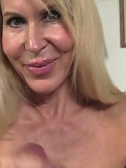 Gorgeous mom in