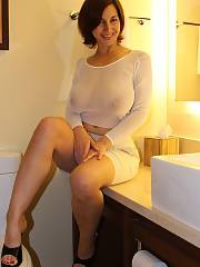 Lovely mature in