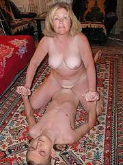 Nice mommy in sweet homemade twat picture