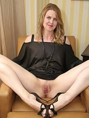 Cute mature in this