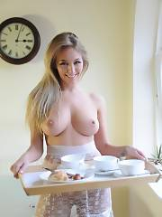 Tasty mother in