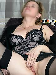 French milf pussy