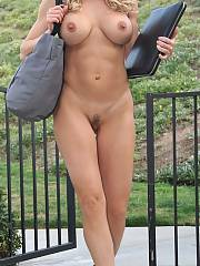 Stunning breasts on this milf