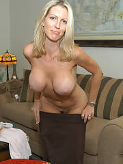 Amazing mommy in