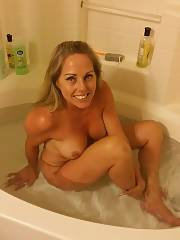 Blondie mother in