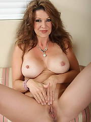 Lovely mother in