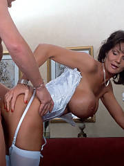 Yummy mature in