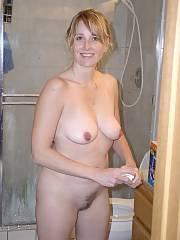 Happy shower mother