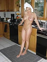 Sexy picture featuring yummy blondie mature
