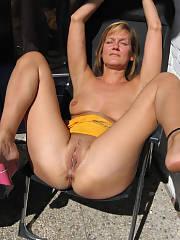 Blondie mom