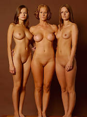 Mother and her hot Daughters