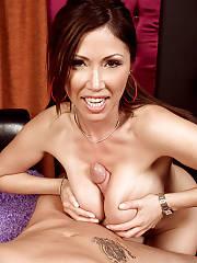 Busty Asian MILF