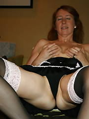 Amanda Jane amateur British milf from TAC Amateurs Network