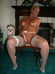 Amazing mature in