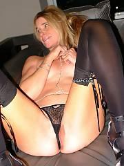 Bitch wifey Bridgette (aka Rana) hairy twat penetrate & Creampie two