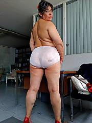 Hispanic mature slut whore