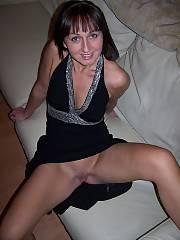 Hot black dress