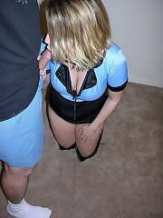 My MILF being a flasher. i didnt realize this was weird behavior until junior high, now i just think its hot!