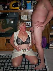 Huge boob mamma