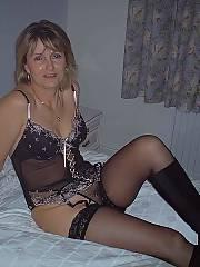 Sexy mamma over