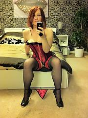 Red-haired wife