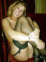 German whore in stockings exposing her sexy sexy body.
