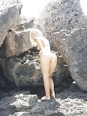 Hot blonde girlfriend
