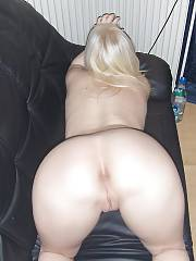 My hot blonde girlfriend
