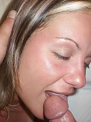 Nasty ex girlfriend sucking dick and got banged hard.