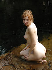 Sexy red-haired