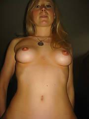 Sexy blond german