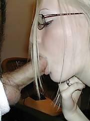 Hot blond ex gf