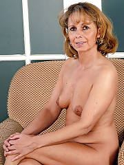 Hot blondie mature