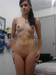 Sexy skinny woman