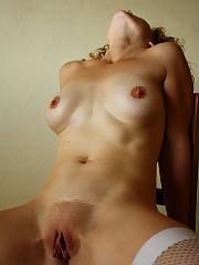 Ange chatte rasee