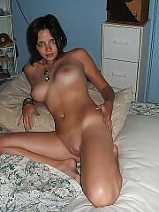 Hot busty black