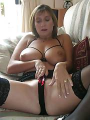 Hot uk MILF demi dean.