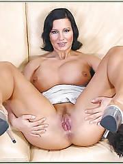 Busty mother cynthia