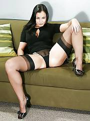 Aria giovanni wearing