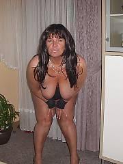Sexy mature mom
