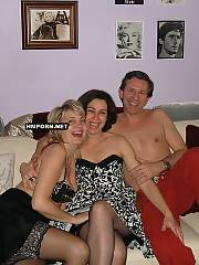 Mature swinger couples