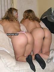 Two bi wives having