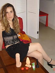 Webslut from Spain  homemade whore Amateur MILF Teen