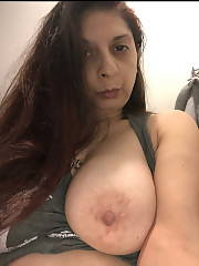 Sexy girlfriend huge nips Amateur huge Boobs Latin