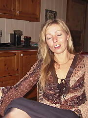 Awesome blondie mamma private xxx Amateur Blonde Hairy