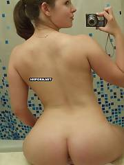 Amateur women pictured