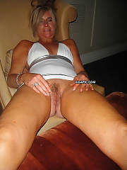 Whore wifey Bridgette (aka Rana) Mature hairy pussy