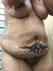 Plumper wifey is